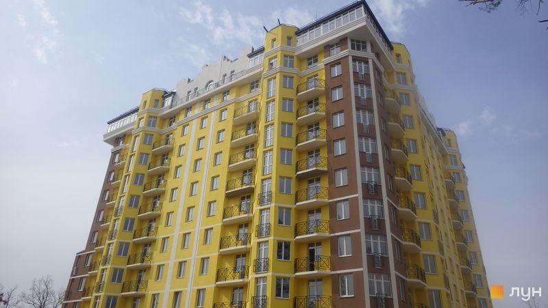 Хід будівництва ЖК Велесгард, Будинок 1, квітень 2017