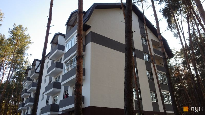 Ход строительства ЖК Идея, 1 дом (ул. Идейная, 13), апрель 2017