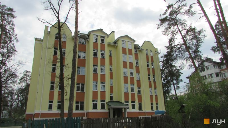 Хід будівництва вул. Шевченка, 22б, Будинок, квітень 2017