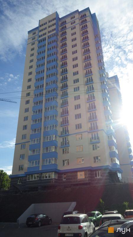 Ход строительства ЖК Демеевка, 1 дом, май 2017