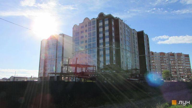 Ход строительства ЖК Millennium State, Дом 2, май 2017