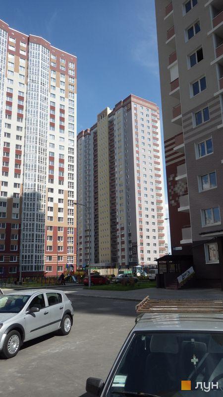 Хід будівництва ЖМ Патріотика, ЖБ Ольвія (№18), травень 2017
