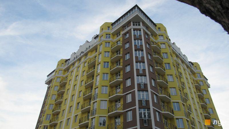 Хід будівництва ЖК Велесгард, 1 будинок (вул. Ватутіна, 111), травень 2017