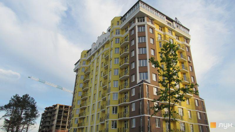 Хід будівництва ЖК Велесгард, Будинок 1, травень 2017