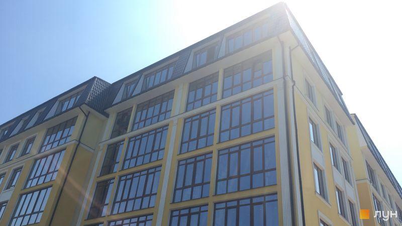 Хід будівництва ЖК Club Marine, 2 дом (секції 9, 10), травень 2017