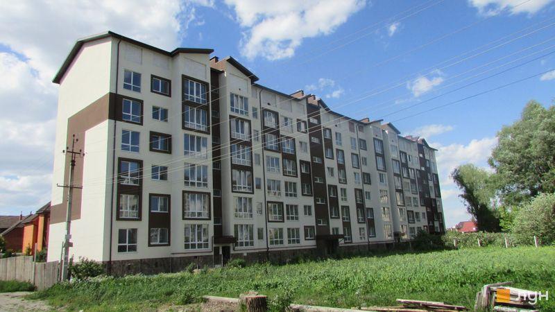 Хід будівництва ЖК Супутник-Теремки, 2 будинок (вул. Кармелюка, права секція), травень 2017