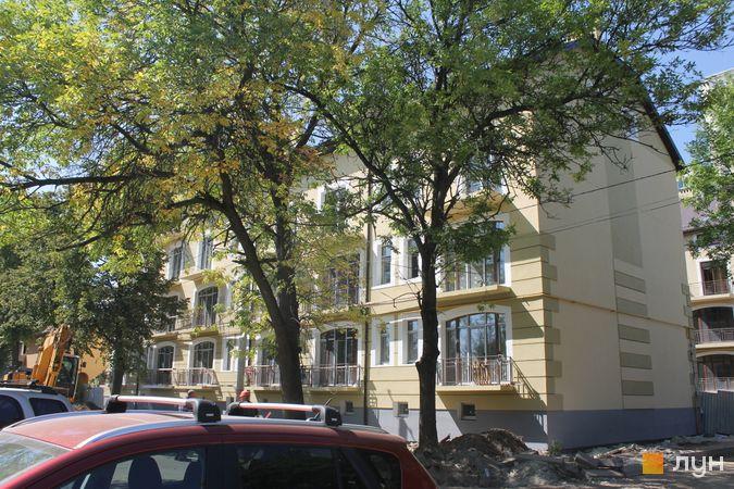 Хід будівництва ЖК Кам'янецький, 2 будинок, серпень 2017