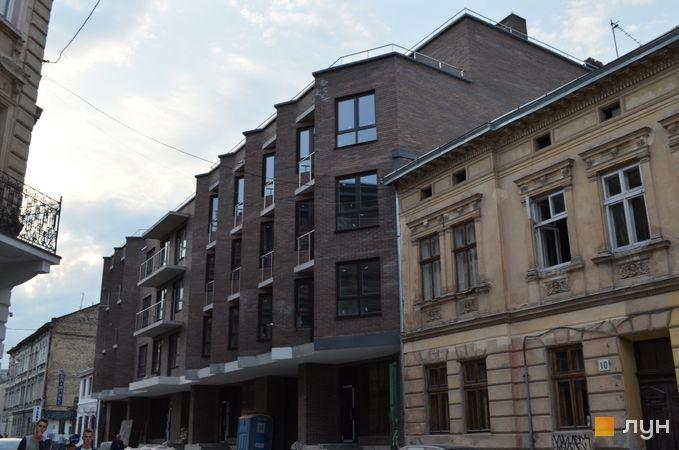 Хід будівництва ЖК Старе Місто, Будинок, вересень 2017