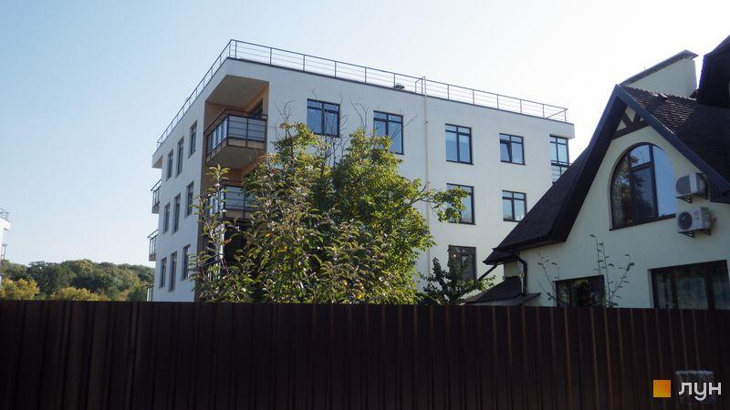 Ход строительства ЖК Stoletof, Дом 3, сентябрь 2017
