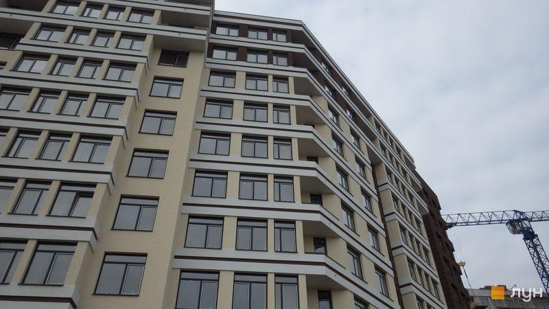 Ход строительства ЖК PARKLAND, 11 дом, октябрь 2017