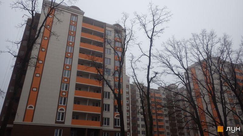 Ход строительства ЖК Петровский квартал, 11 очередь (ул. Соборная, 107а-109а), декабрь 2017