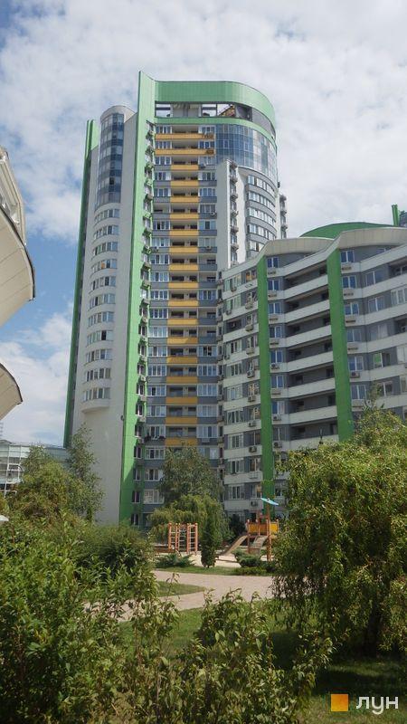 Хід будівництва ЖК Паркове місто, 2 черга (будинки 6-7), липень 2014