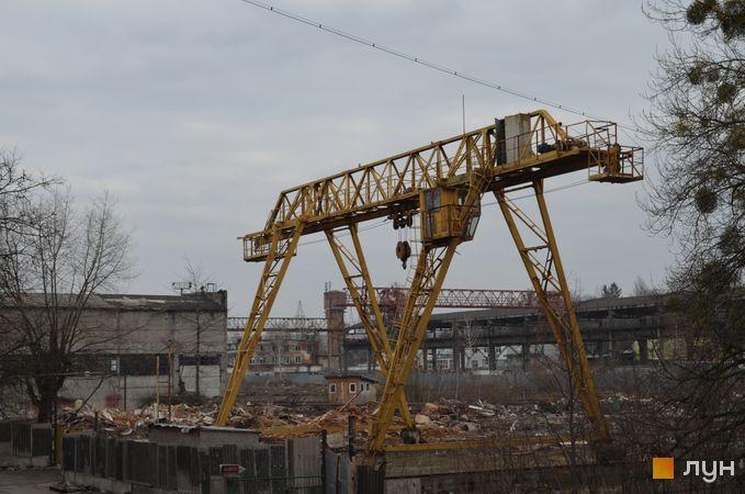 Ход строительства ЖК Парус City, , март 2018