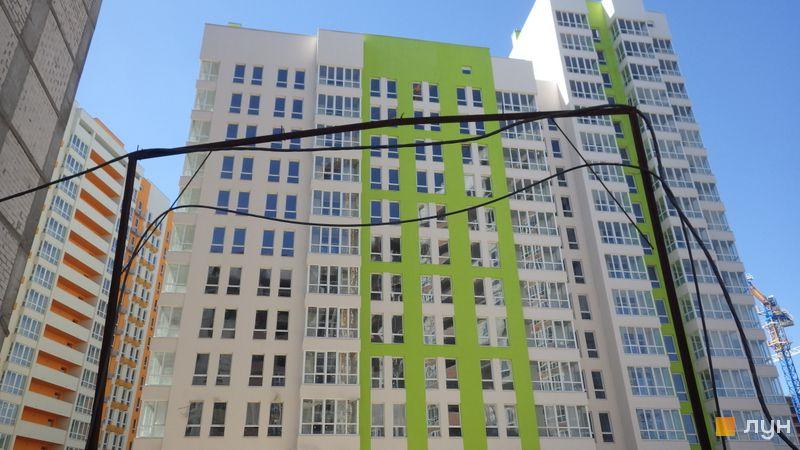 Хід будівництва ЖК Нивки-Парк, Будинок 2, травень 2018