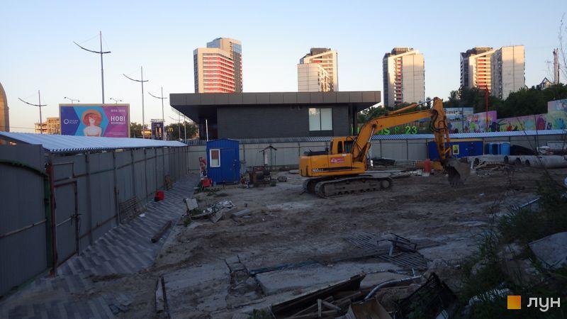 Хід будівництва Апарт-комплекс Standard One Terminal, , травень 2018