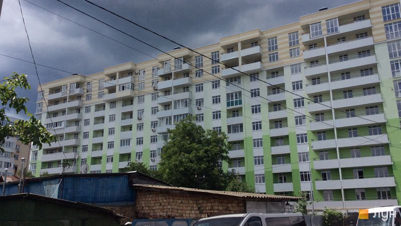 Ход строительства ЖК Киевские Зори, 2 дом (секции 1, 2, 3), июль 2018