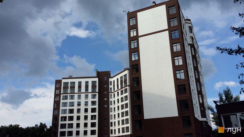 Ход строительства ЖК Пражский квартал 2, 1 дом, июль 2018