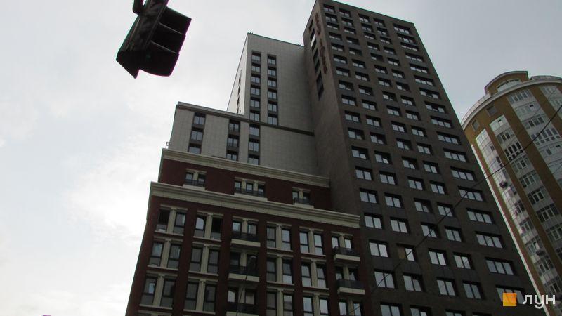 Ход строительства ЖК New York Concept House, Дом, июль 2018
