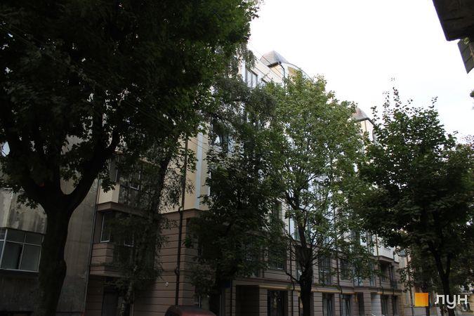 Ход строительства ул. Антоновича, 31, 1 дом, август 2018