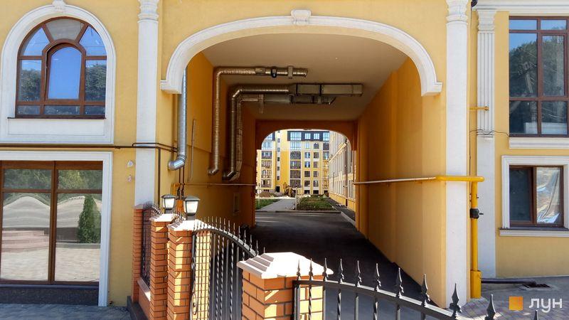 Хід будівництва ЖК Club Marine, 2 будинок (секція 8), вересень 2018