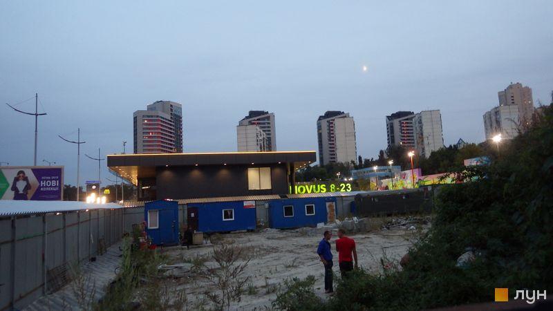 Хід будівництва Апарт-комплекс Standard One Terminal, , вересень 2018