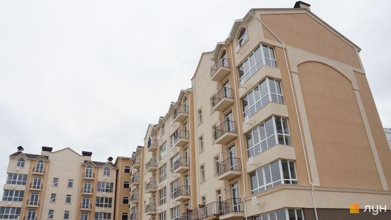 Ход строительства ЖК Якоря, 3 дом, сентябрь 2018