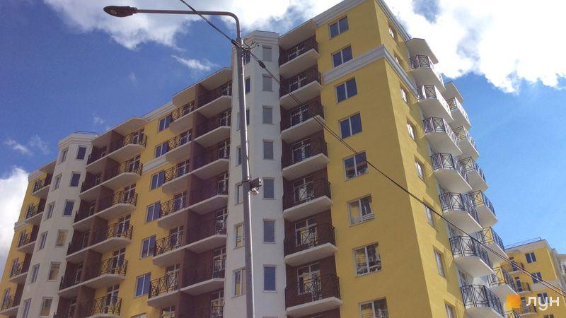 Хід будівництва ЖК Велесгард, 2 будинок, вересень 2018