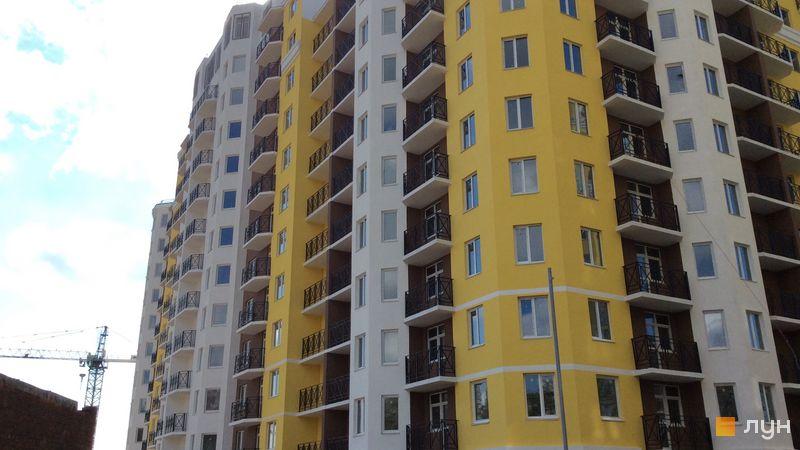 Хід будівництва ЖК Велесгард, 2-4 будинки, вересень 2018