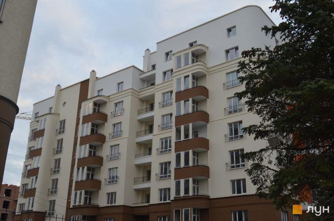 Хід будівництва ЖК на Стрийській, 3 будинок, вересень 2018
