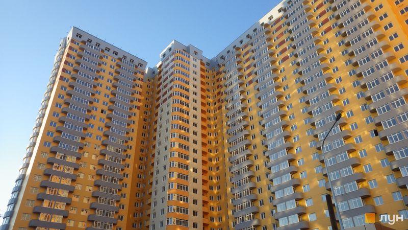 Хід будівництва ЖК на Кондратюка, Будинок 3, березень 2016