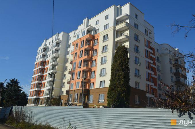 Хід будівництва ЖК на Стрийській, 3 будинок, жовтень 2018