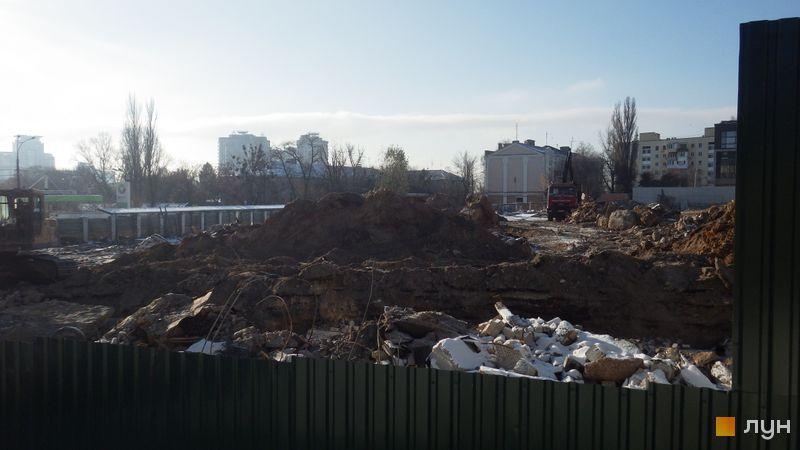 Хід будівництва ЖК Diadans, , листопад 2018
