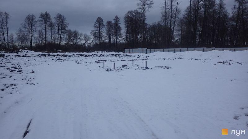 Ход строительства ЖК Ибис, , декабрь 2018