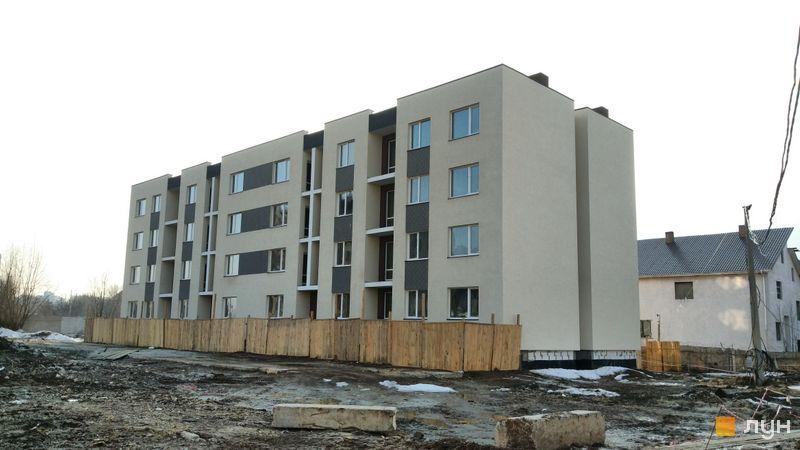 Ход строительства ЖК PARKLAND, дом Smart 16, февраль 2019