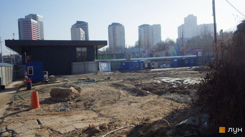 Хід будівництва Апарт-комплекс Standard One Terminal, , лютий 2019