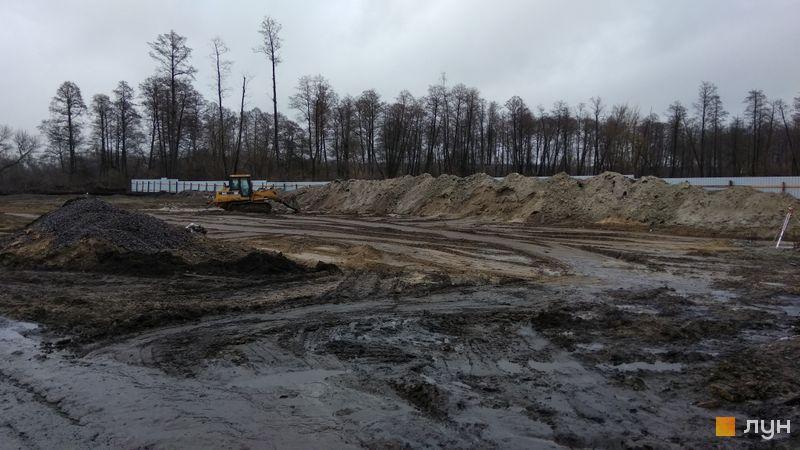 Ход строительства ЖК Ибис, , февраль 2019