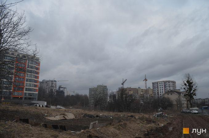Хід будівництва ЖК Deluxe-2, , лютий 2019