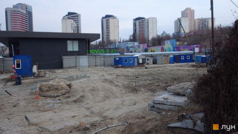 Хід будівництва Апарт-комплекс Standard One Terminal, , березень 2019