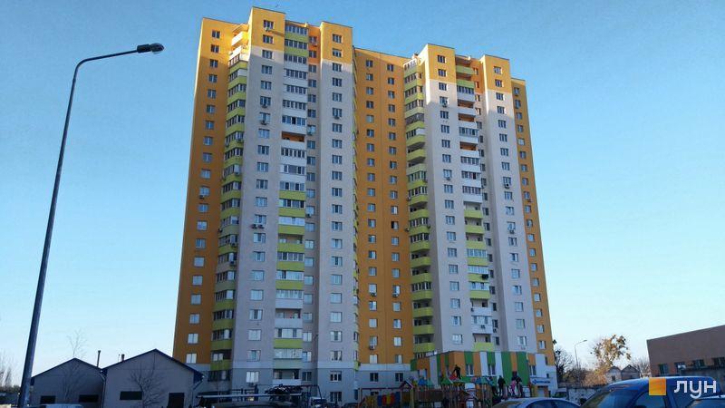 Хід будівництва ЖК Атлант (Коцюбинське), 6, 7 будинки, березень 2019