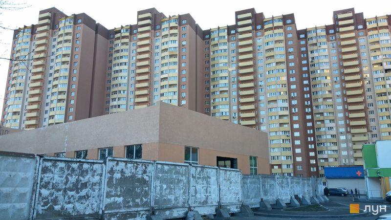 Хід будівництва ЖК Атлант (Коцюбинське), 1-4 будинки, березень 2019