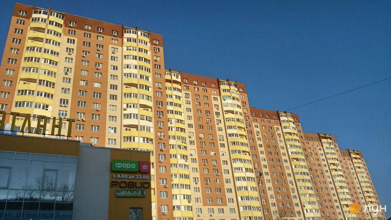 Хід будівництва ЖК Атлант (Коцюбинське), 1-5 будинки, березень 2019