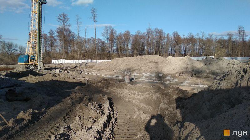 Ход строительства ЖК Ибис, , март 2019