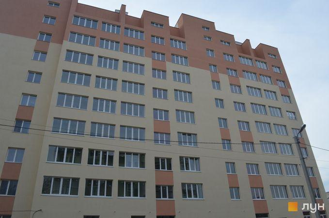 Хід будівництва вул. Сухомлинського, 14, секція В, березень 2019
