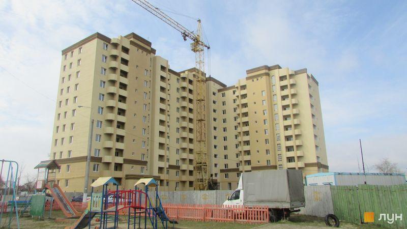 Хід будівництва ЖК Уюткино, 2 будинок, березень 2016