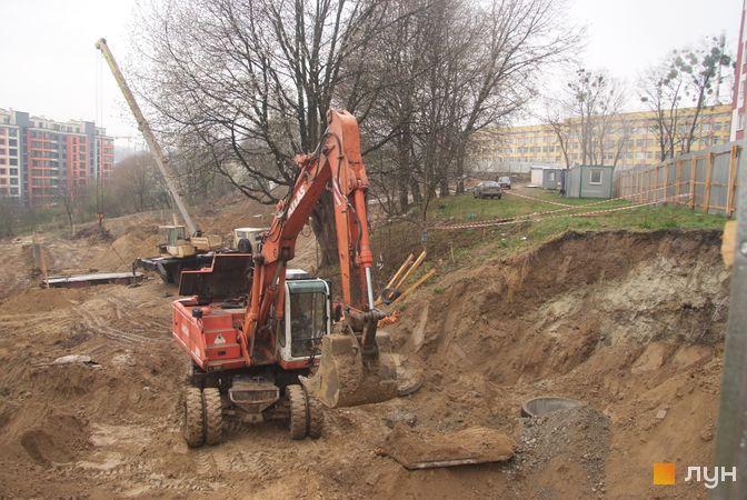 Хід будівництва ЖК Голоські кручі, , квітень 2019