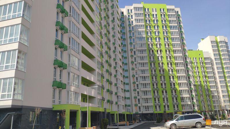 Хід будівництва ЖК Нивки-Парк, Будинок 4, квітень 2019