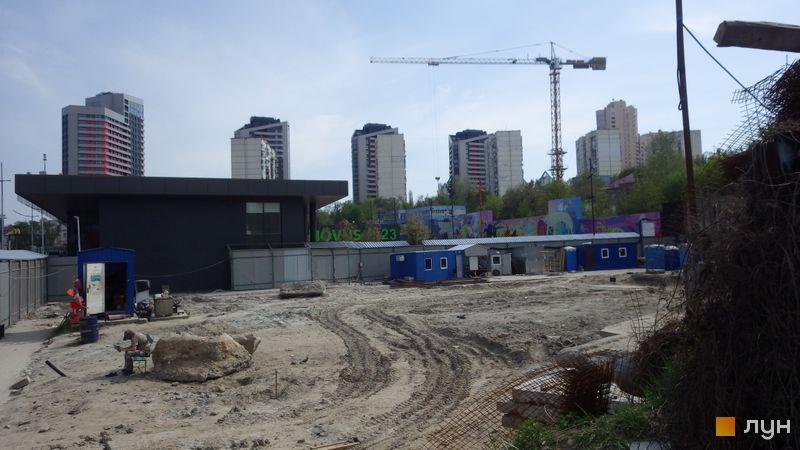 Хід будівництва Апарт-комплекс Standard One Terminal, , квітень 2019