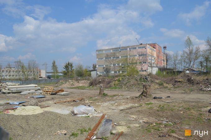 Ход строительства ЖК Resident Hall, , апрель 2019