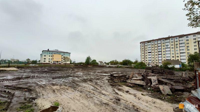 Ход строительства ЖК Банковский 2, , май 2019