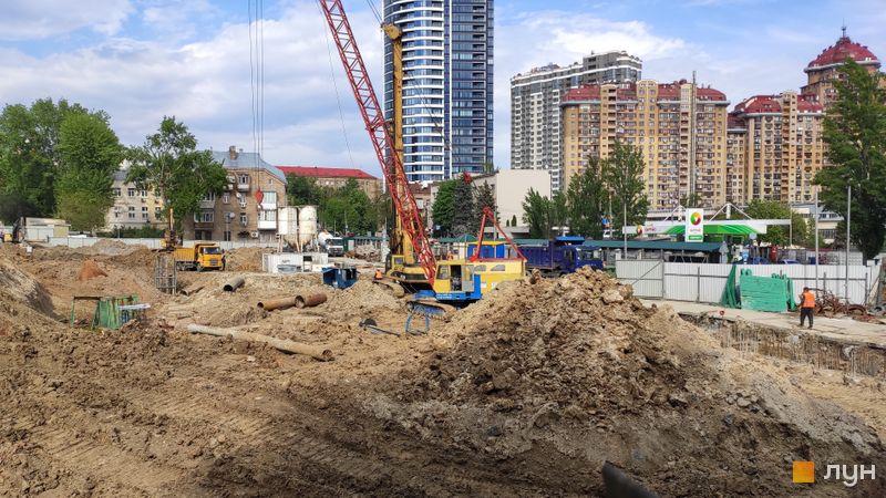 Хід будівництва ЖК Diadans, , травень 2019